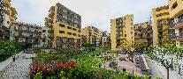 Központban a Duna Terasz - a budapesti lakáspiac egy kiemelkedő lakóparkja - galéria kép