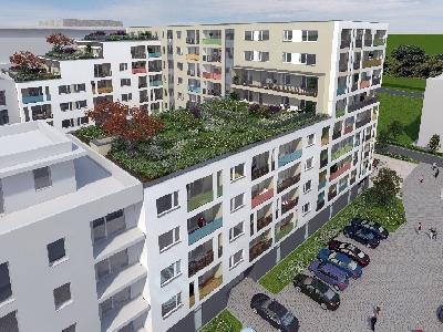 Több, mint 3.000 lakást épít a Metrodom