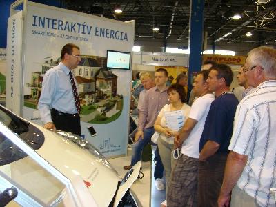Renexpo 8. nemzetközi energetikai szakkiállítás