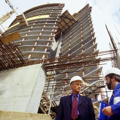Csökkent az építőipar termelése az Európai Unióban
