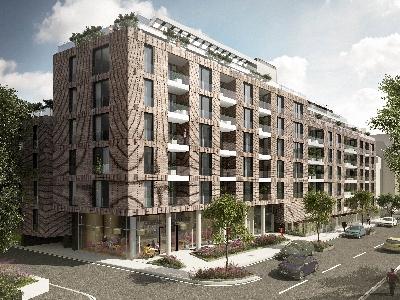 Ezerötszáz új lakást épít a Cordia Budapesten