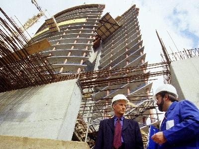 Jövőre már az építőipari termelés növekedésére számítanak a szakértők