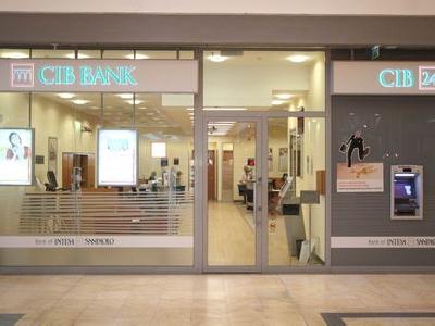 A CIB december elején 12 bankfiókot zár be
