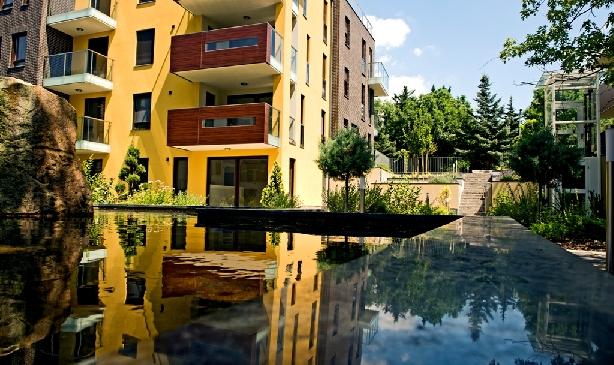 Pasarét Residence , Pasaréti út 84.